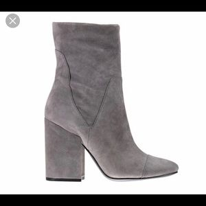 KENDALL + KYLIE Suede Leather Boots